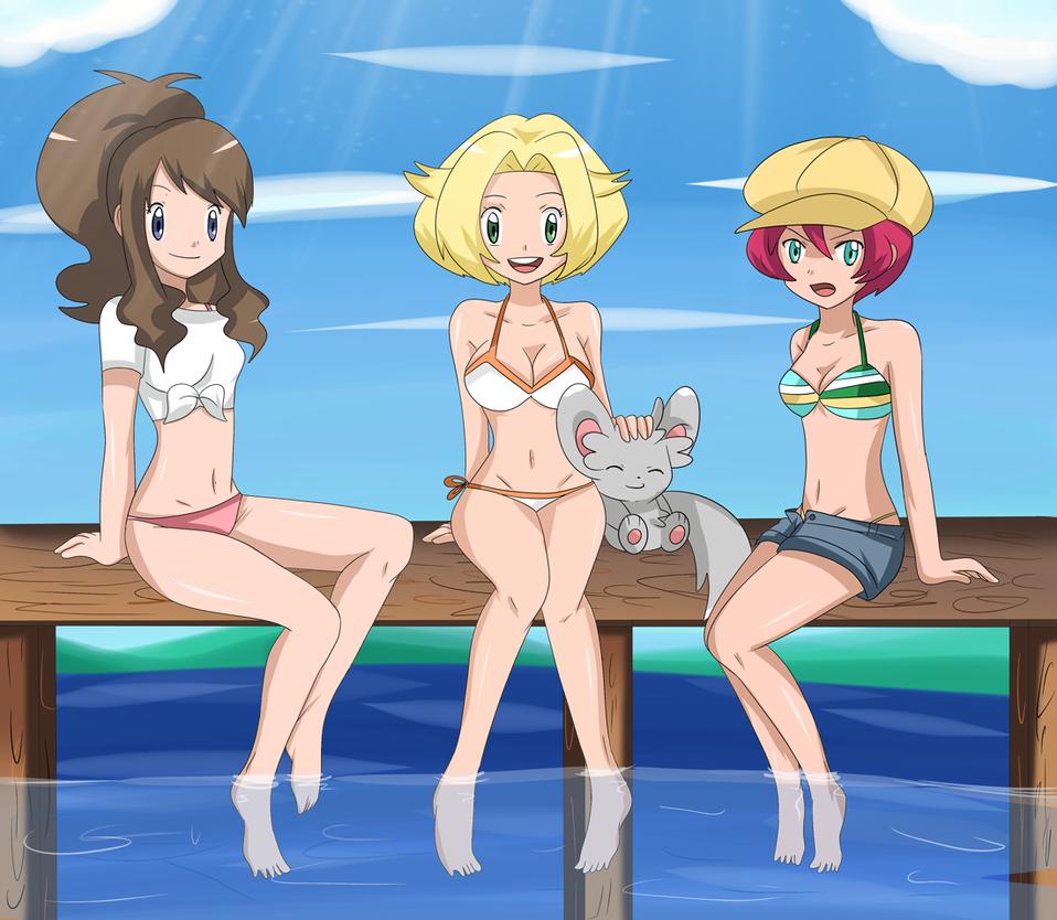 new laura porn pics from pokemon