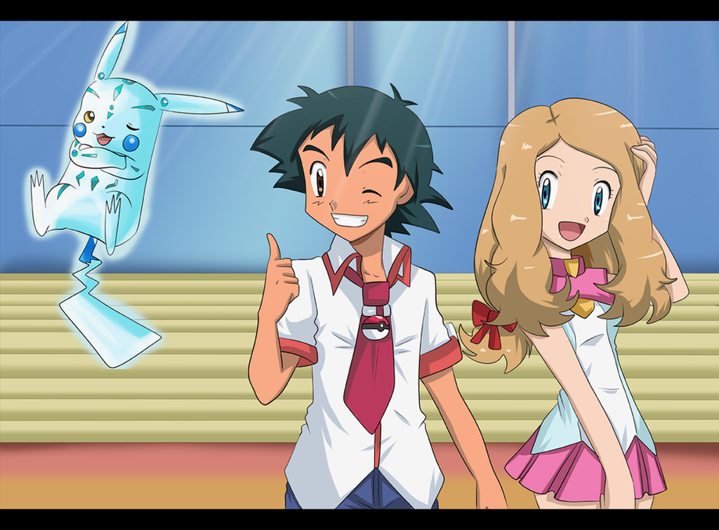 X And Y Anime Characters : Zexal pokemon y by hikariangelove on deviantart