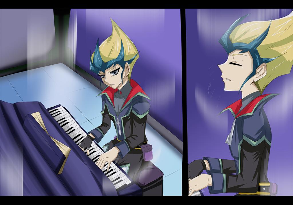Moonlight Sonata by hikariangelove