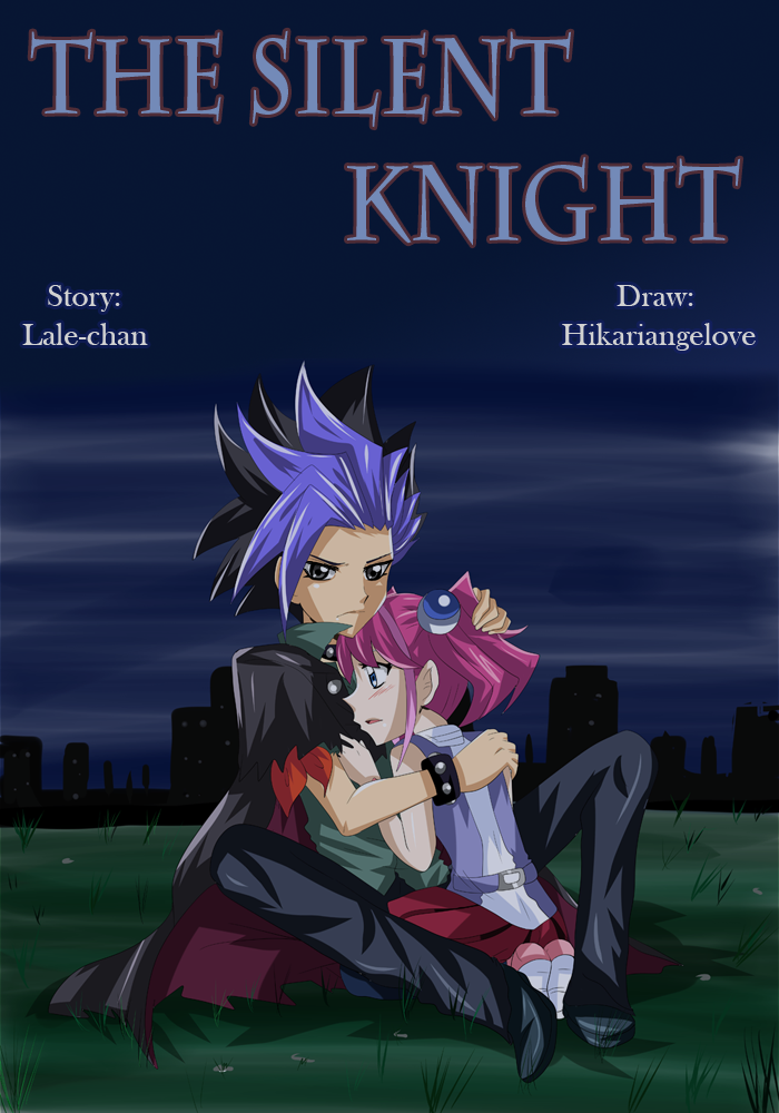 the silent knight cover by hikariangelove