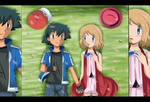 can I take your hand?amourshipping