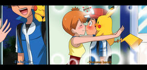 for  pokeshipping fans
