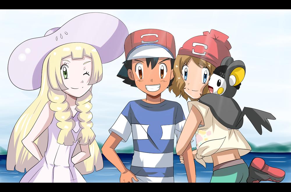 Lorelei Maydf Pokemon