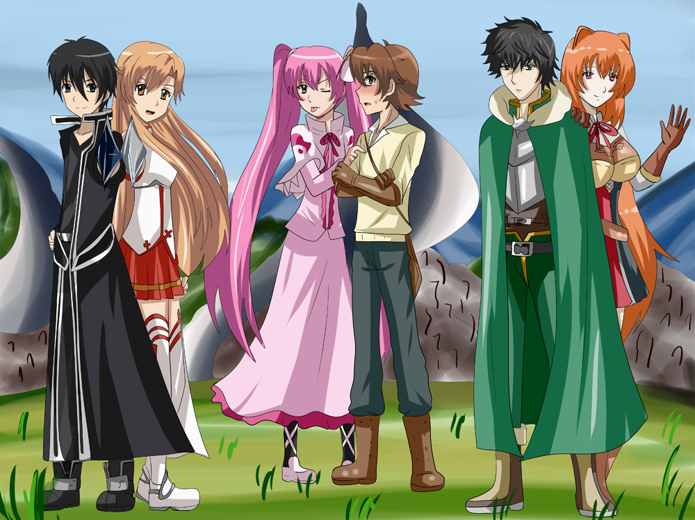 Commission213 for justicegundam by hikariangelove on deviantart - The rising of the shield hero raphtalia ...