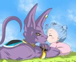 bulla and beerus cutie