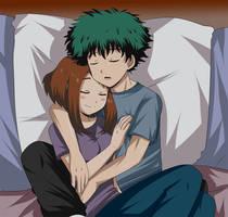 izuocha sleeping time by hikariangelove