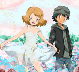 amourshipping spring time