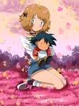 amourshipping my Ash