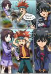 commission comic3 4 chespinite by hikariangelove
