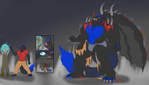 Treasure Curse by werewolfGene