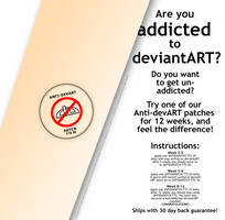 Anti-devART Addiction Patches by electricnet