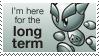 Long Term stamp