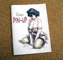 DREAN PIN-UP ARTBOOK