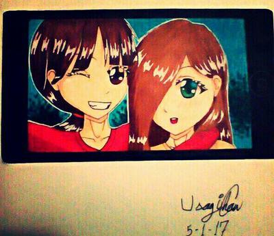 Friends by EleanorIsolah