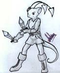 Twin-dagger user Aisha