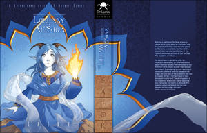 The Lullaby of Al'Sura - Book 1 Cover SATOR