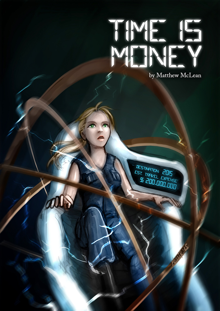 Commission - Time is Money - Cover by kessir