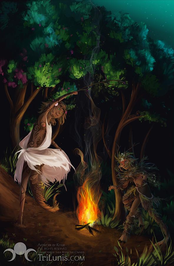 Walpurgisnacht by kessir
