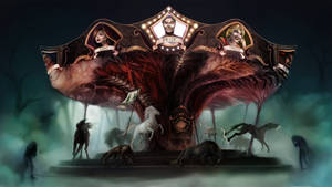 Tony and the other deadly Sins - Creepy Carousel