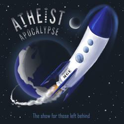 Atheist Apocalypse Season 3 Cover by kessir
