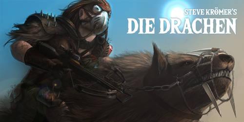 Die Drachen - Wolves by kessir