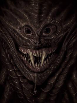 Nagalisto, the 3rd Serpent
