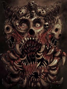 Mortis-head