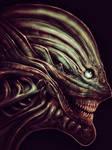 Wara concept (Breed of Carnivean)