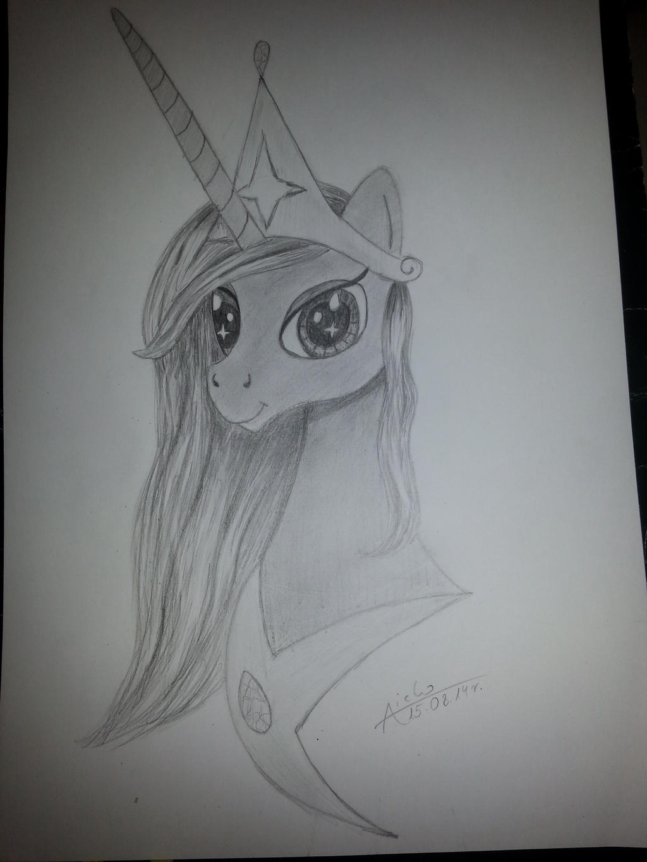 Princess Aiclo: portret by Aiclo