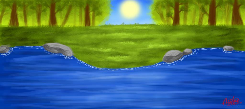 Lake... by Aiclo