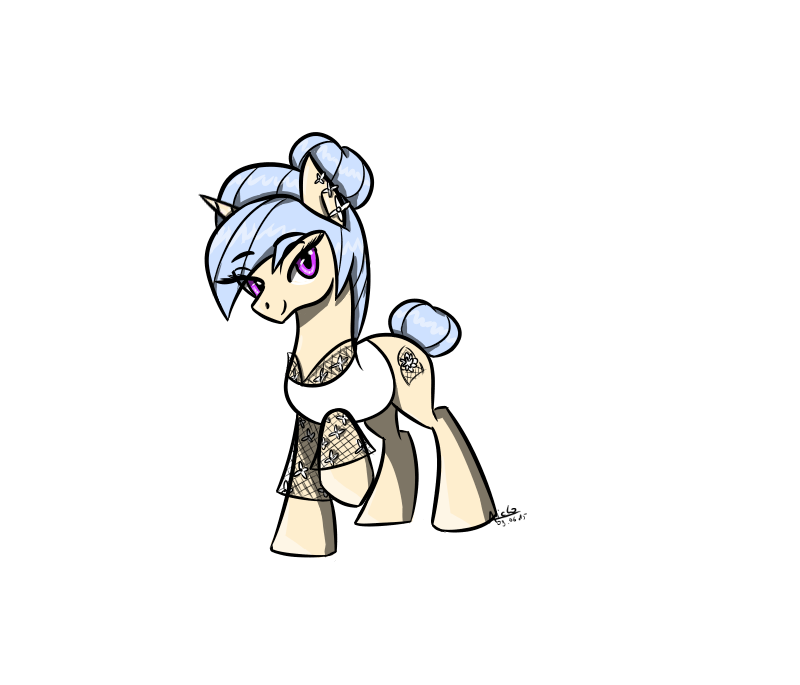Pony ADOPT#2 CLOSED by Aiclo