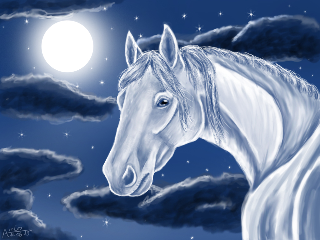 Moon Horse [VIDEO] by Aiclo