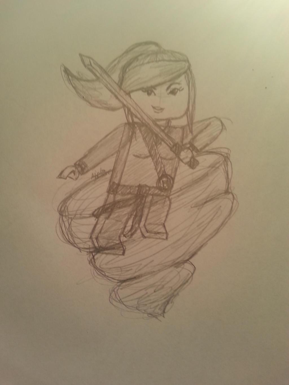 Spinjtizu Ninja Aiclo by Aiclo