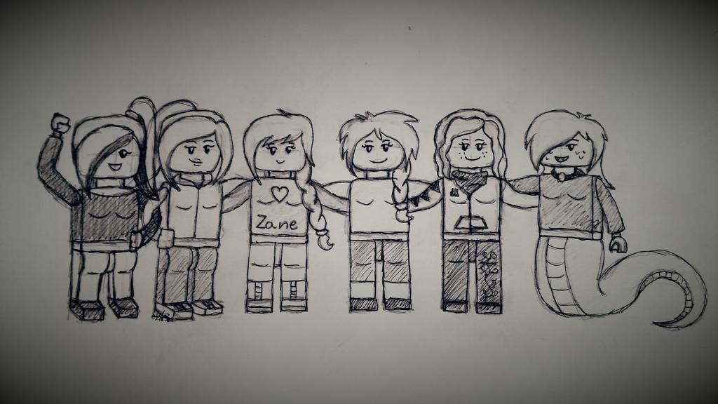 Ninja Team by Aiclo