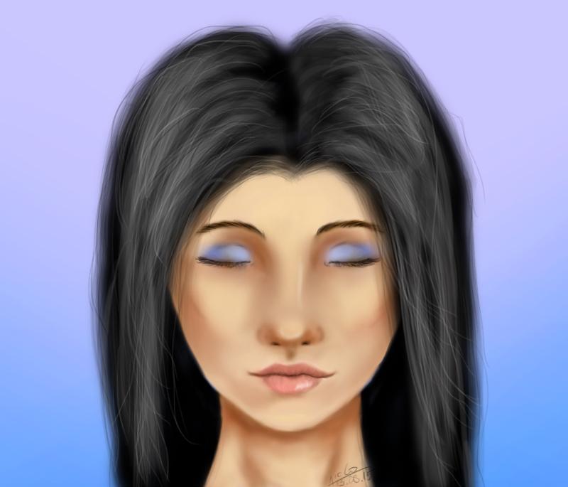 Blue Eyes by Aiclo
