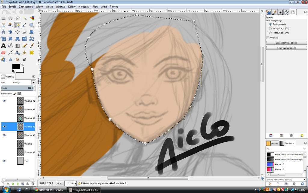 Day 3 : coloring by Aiclo