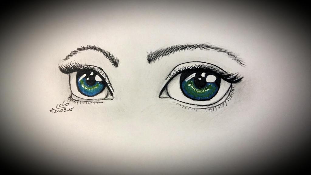 Magic Eyes by Aiclo