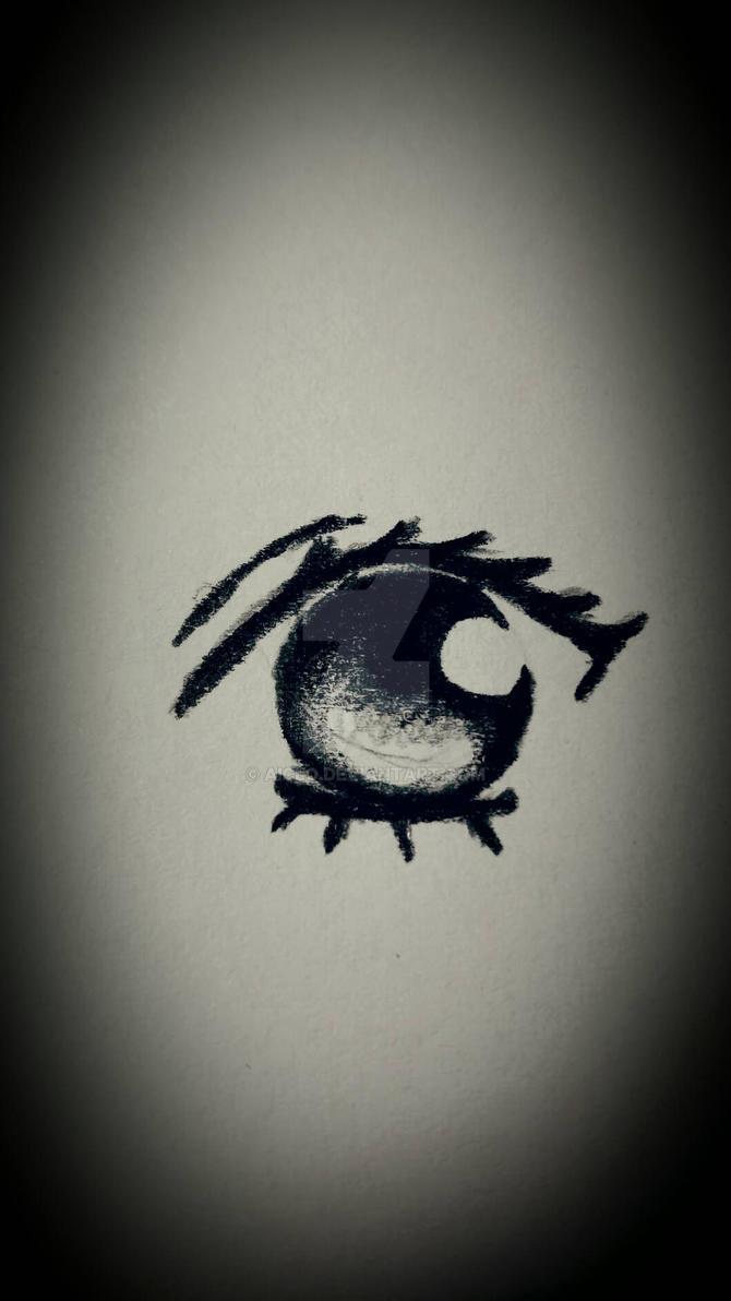 Manga eye by Aiclo