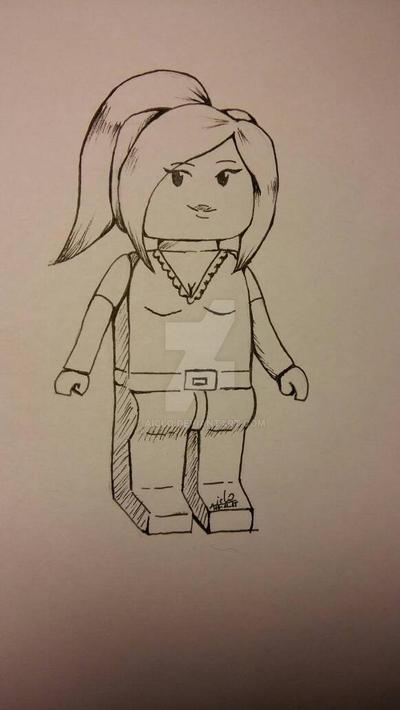 LEGO Ninja Aiclo by Aiclo