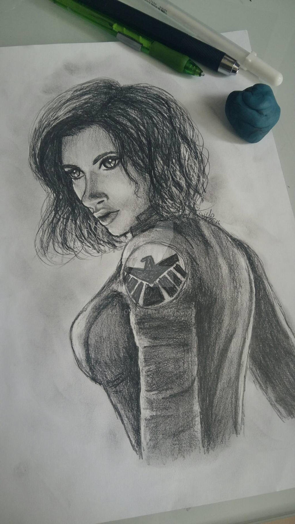 Black Widow  by Aiclo