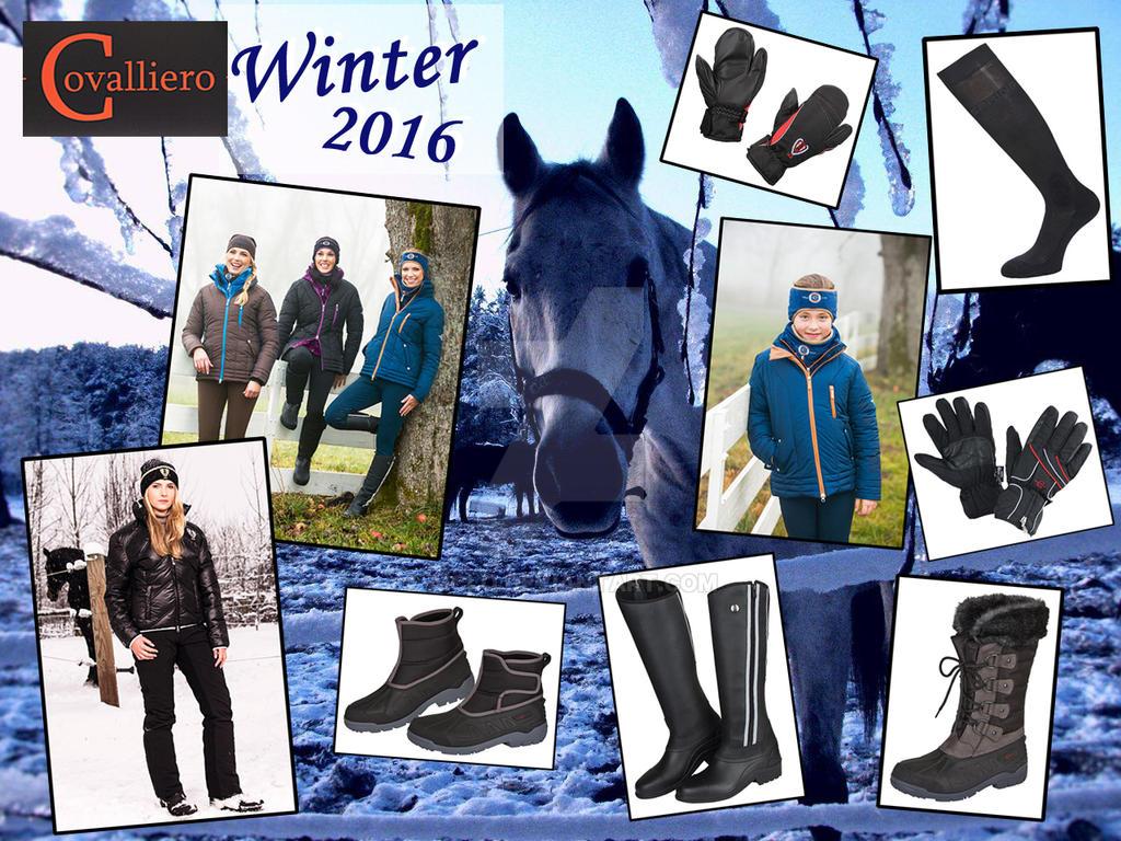 NEW Covalliero Winter 2016 [SKLEP LUSITANO] by Aiclo