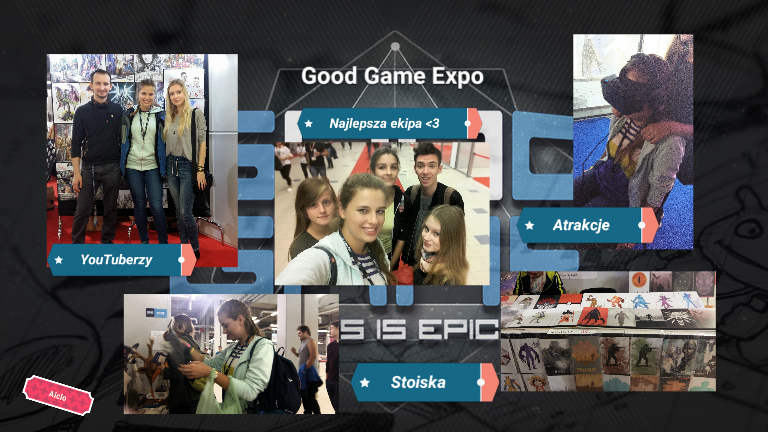 Good Game Expo 2016 by Aiclo