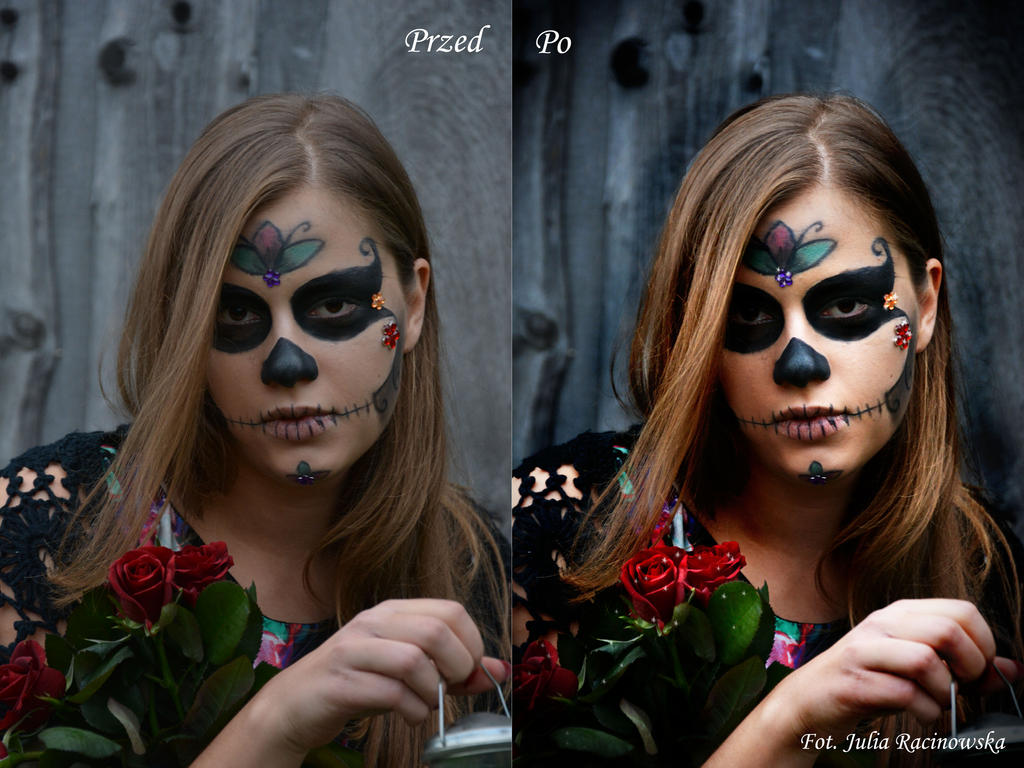 Sesja Halloween 2016 [WIP] by Aiclo