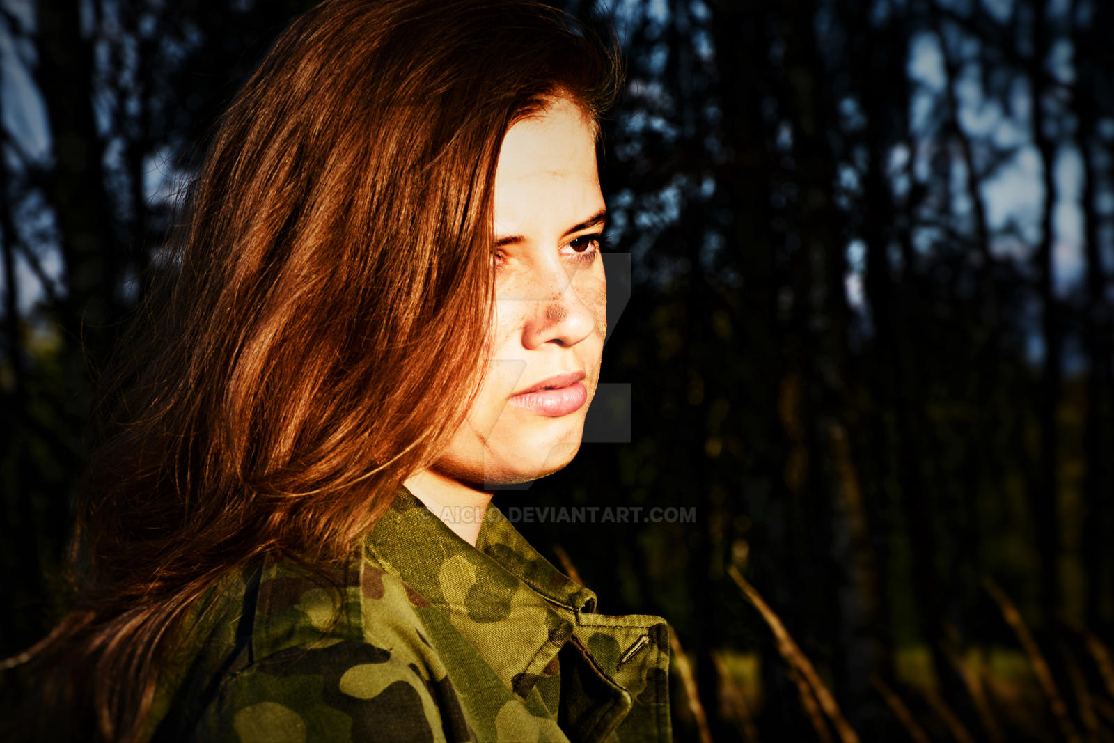 Photo Session - Army 2016 by Aiclo