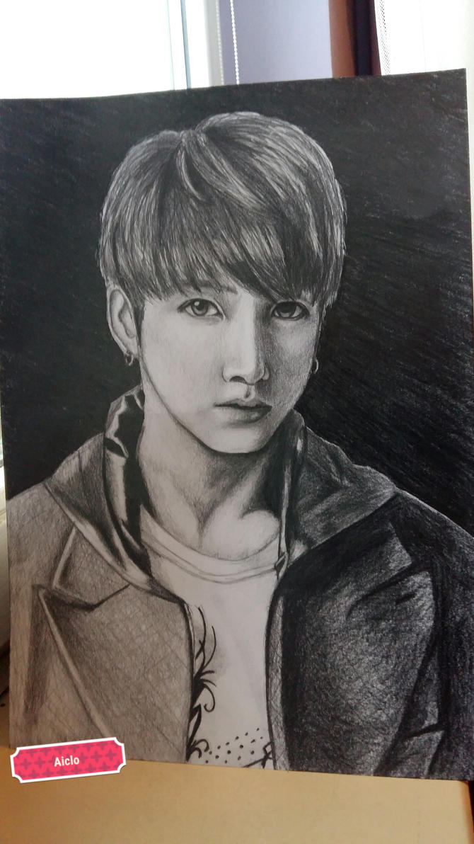 BTS Jungkook by Aiclo