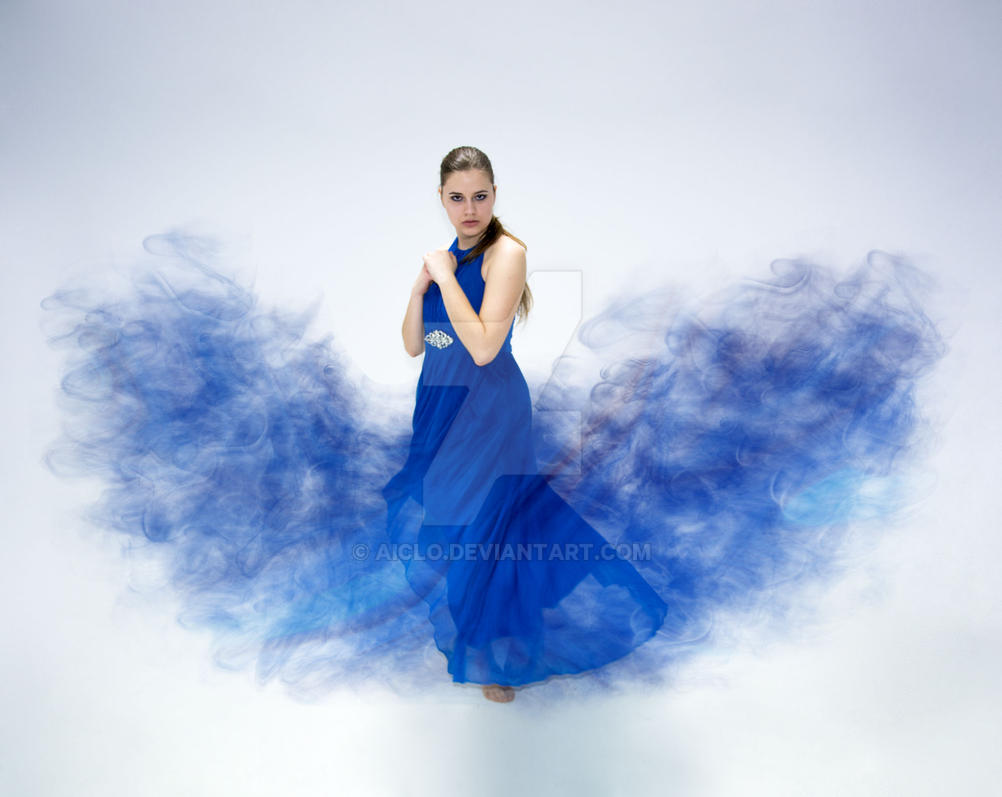 [STUDIA] Blue Smoke #3 by Aiclo