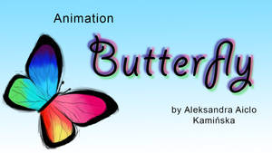 [ANIMATION] Butterfly
