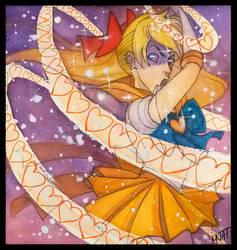 Sailor Venus by MNat
