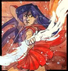 Sailor Mars by MNat