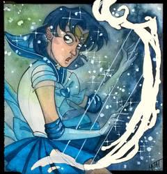 Sailor Mercury by MNat